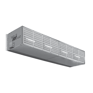 Curtron Products Products S XHD 168 3 Extra Heavy Duty Industrial Air  Curtain
