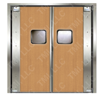 Curtron Products Products SPD-20-L-DBL-7284 Service-Pro® Series 20 Double Swinging Door