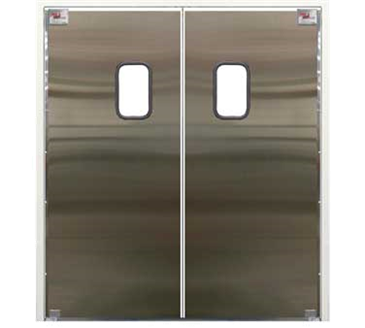 Curtron Products Products SPD-30-SS-DBL-8496 Service-Pro® Series 30 Double Swinging Door