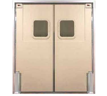 Curtron Products Products SPD-60-DBL-7296 Service-Pro® Series 60 Double Swinging Door