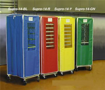 Curtron Products Products SUPRO-BM-BK Protecto® Rack Cover