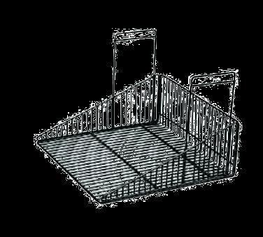 Gentil Dean Industries 810 2384 Chicken Basket