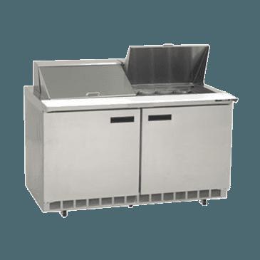 Delfield 4460N-24M Mega Top Refrigerator
