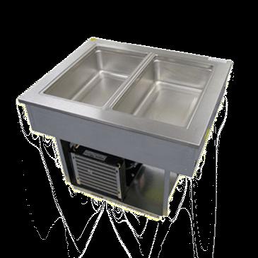 """Delfield 8145-EF LiquiTec"""" Drop-In Cool Food Unit"""