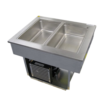 "Delfield 8186-EF LiquiTec"" Drop-In Cool Food Unit"