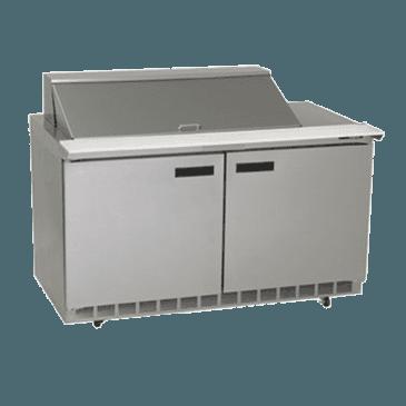 Delfield D4464N-18M Mega Top Refrigerator