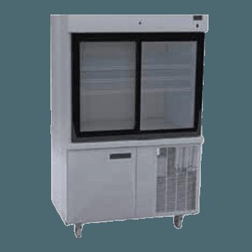 Delfield F15PC48DV Display Case
