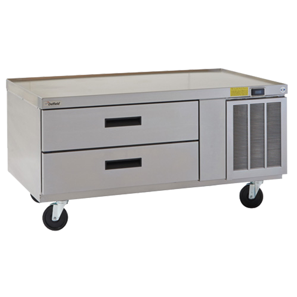 Delfield F2956CP Refrigerated Low-Profile Equipment Stand