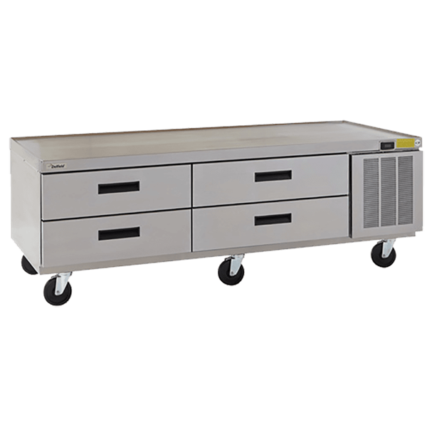 Delfield F2960CP Refrigerated Low-Profile Equipment Stand