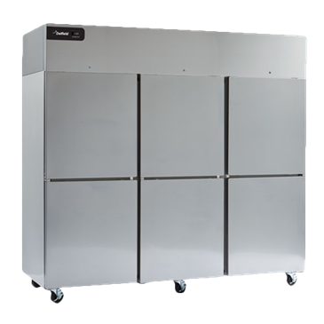 Delfield GBSR3P-SH Coolscapes™ Reach-In Refrigerator