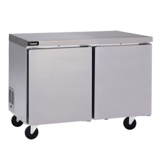 Delfield GUF32P-S Coolscapes™ Undercounter/Worktable Freezer