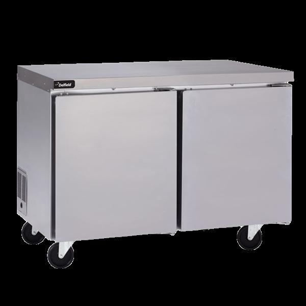 Delfield GUF48P-S Coolscapes™ Undercounter/Worktable Freezer