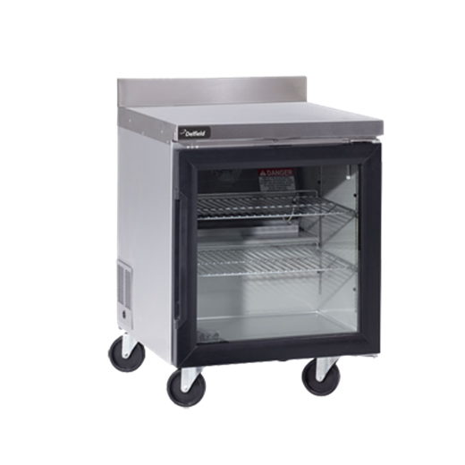 Delfield GUR24BP-G Coolscapes™ Worktable Refrigerator