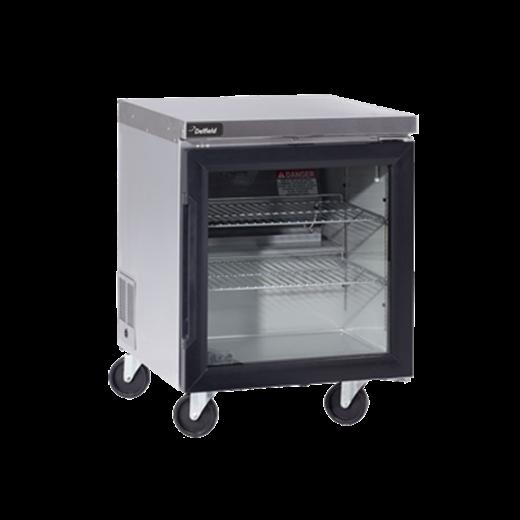 Delfield GUR32P-G Coolscapes™ Undercounter/Worktable Refrigerator