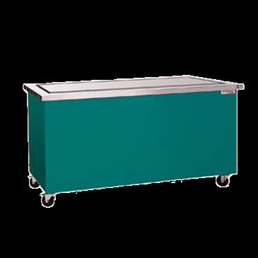 Delfield KCFT-60-NU Shelleyglas® Frost Top Serving Counter