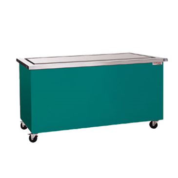 Delfield KCFT-74-NU Shelleyglas® Frost Top Serving Counter