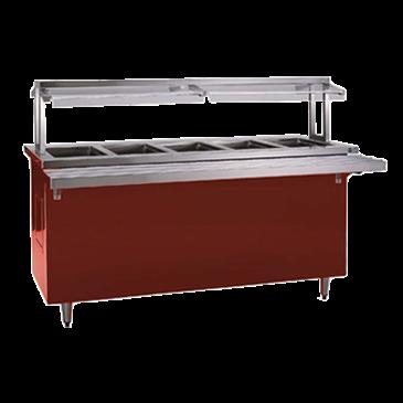 Delfield KCSC-74-EF Shelleyglas® LiquiTec™ Cold Food Serving Counter