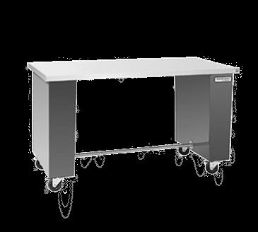 Delfield SWT-36 Shelleysteel™ Work Table