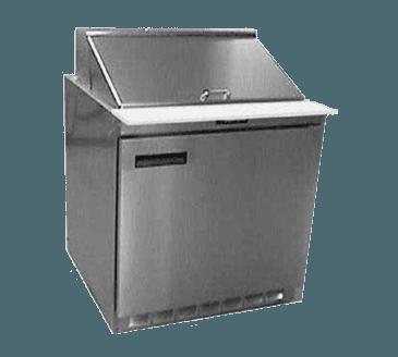 Delfield UC4432N-12M Mega Top Refrigerator