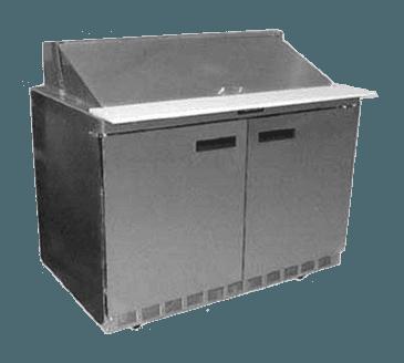 Delfield UC4464N-12M Mega Top Refrigerator