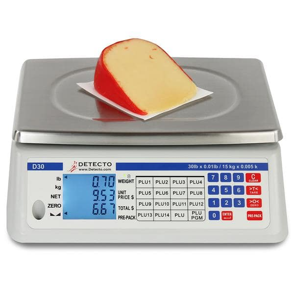 Detecto D15 Price Computing Scale