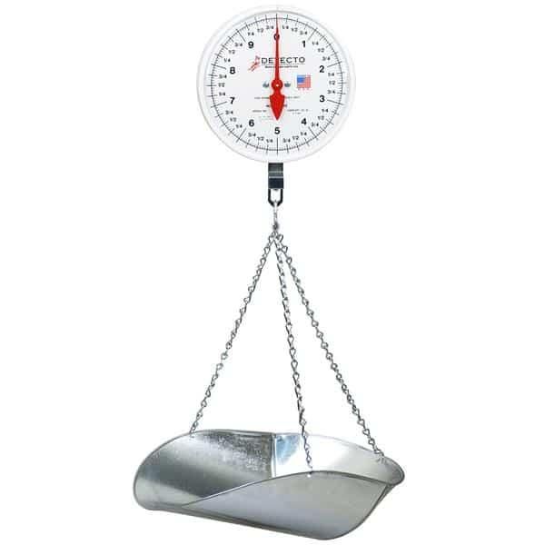 Detecto MCS-40DP Scale