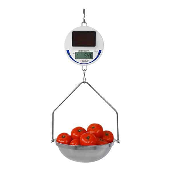Detecto SCS30 Solar Powered Hanging Digital Scale