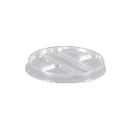 Dinex DXT5400PDCLR Salad Bowl Compartment Insert