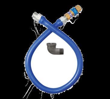 Dormont Manufacturing Manufacturing 16125BPQ24 Dormont Blue Hose™ Moveable Gas Connector Hose