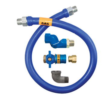 Dormont Manufacturing Manufacturing 1675BPCFS48 Dormont Blue Hose™ Moveable Gas Connector Hose