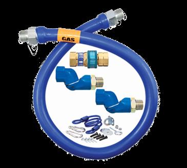 Dormont Manufacturing Manufacturing 1675BPQ2SR60 Dormont Blue Hose™ Moveable Gas Connector Hose