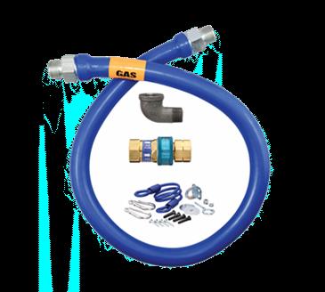 Dormont Manufacturing Manufacturing 1675BPQR36 Dormont Blue Hose™ Moveable Gas Connector