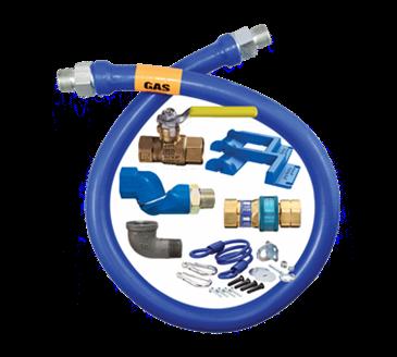 Dormont Manufacturing Manufacturing 1675KITS36PS Dormont Blue Hose™ Moveable Gas Connector Kit