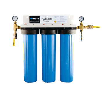 Dormont Manufacturing Manufacturing CBMX-S3B Watts Hydro-Safe® Cube Max-S3BBL Filtration