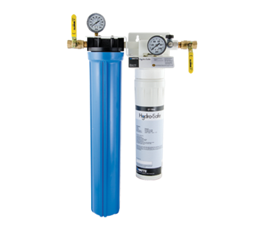 Dormont Manufacturing Manufacturing QTSTMMAX-2S-10M Watts Hydro-Safe® QT Steam Max Filtration System