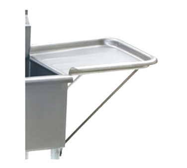 Eagle Group Group 24X24 RRDEDB Detachable Drainboard