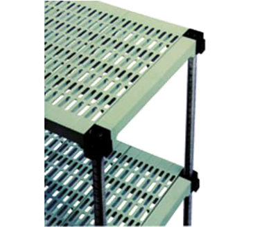 Eagle Group A4-74S-L1830PM LIFESTOR Polymer Shelving