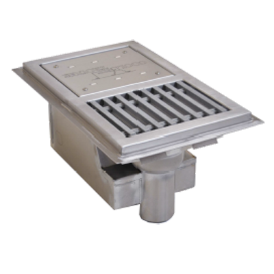 Eagle Group Group ASWTFT-1284-FGG Anti-Splash Cool Trough Water Tempering Systems