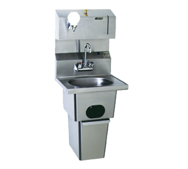 Eagle Group Group HSA-10-FDP-T-1X Hand Sink