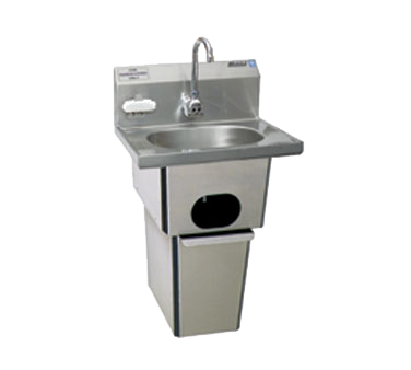 Eagle Group Group HSA-10-FE-B-T-NB-MG Hand Sink