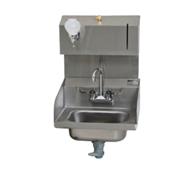 Eagle Group Group HSA-10-FWLDP-LRS-2X Hand Sink