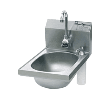 Eagle Group Group HSAN-10-FE-B-DS-2X Hand Sink