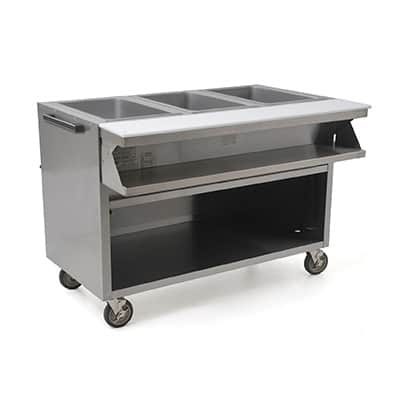 Eagle Group Group SPHT3CB-208 Spec-Master® Sealed Well Hot Food Table