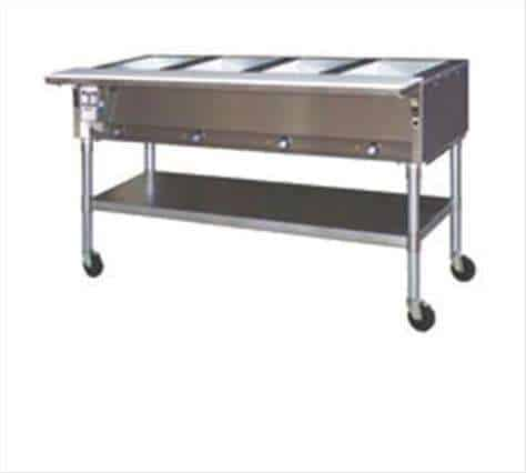 Eagle Group PDHT2-120 Portable Hot Food Table