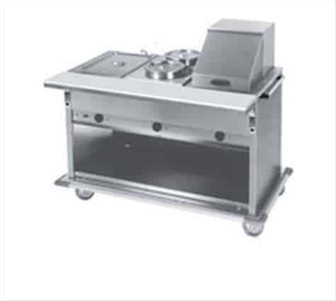 Eagle Group PHT3CB-120 Spec-Master Portable Hot Food Table