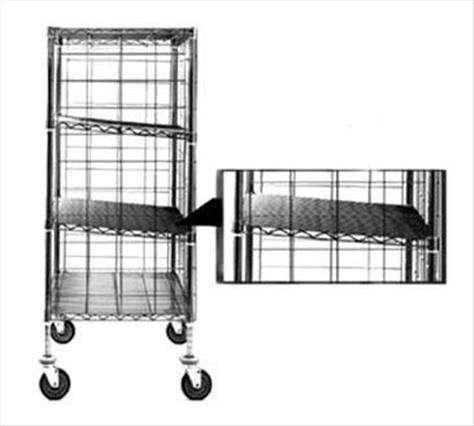 Eagle Group SL2460E Slanted Wire Shelf