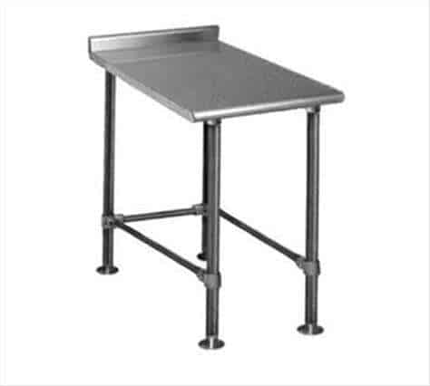 Eagle Group UT3018STEB-X Deluxe Series Filler Table