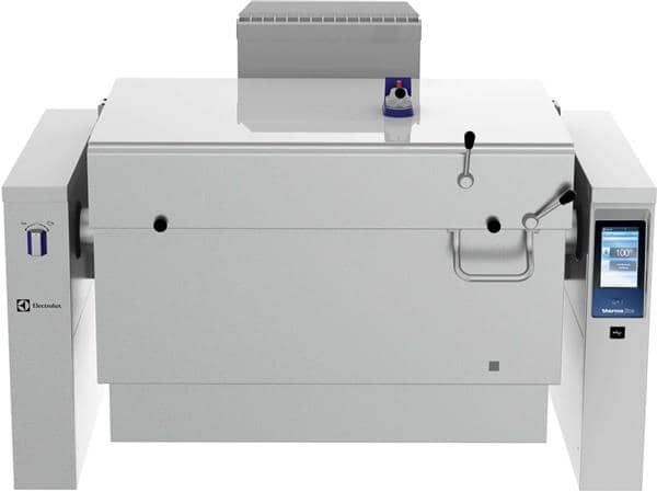 Electrolux Professional 587028 (PUET17GCWU) Touchline Tilting Pressure Braising