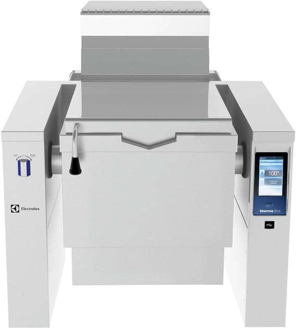 Electrolux Professional 587037 (PFET09GCWU) Touchline Tilting Braising Pan