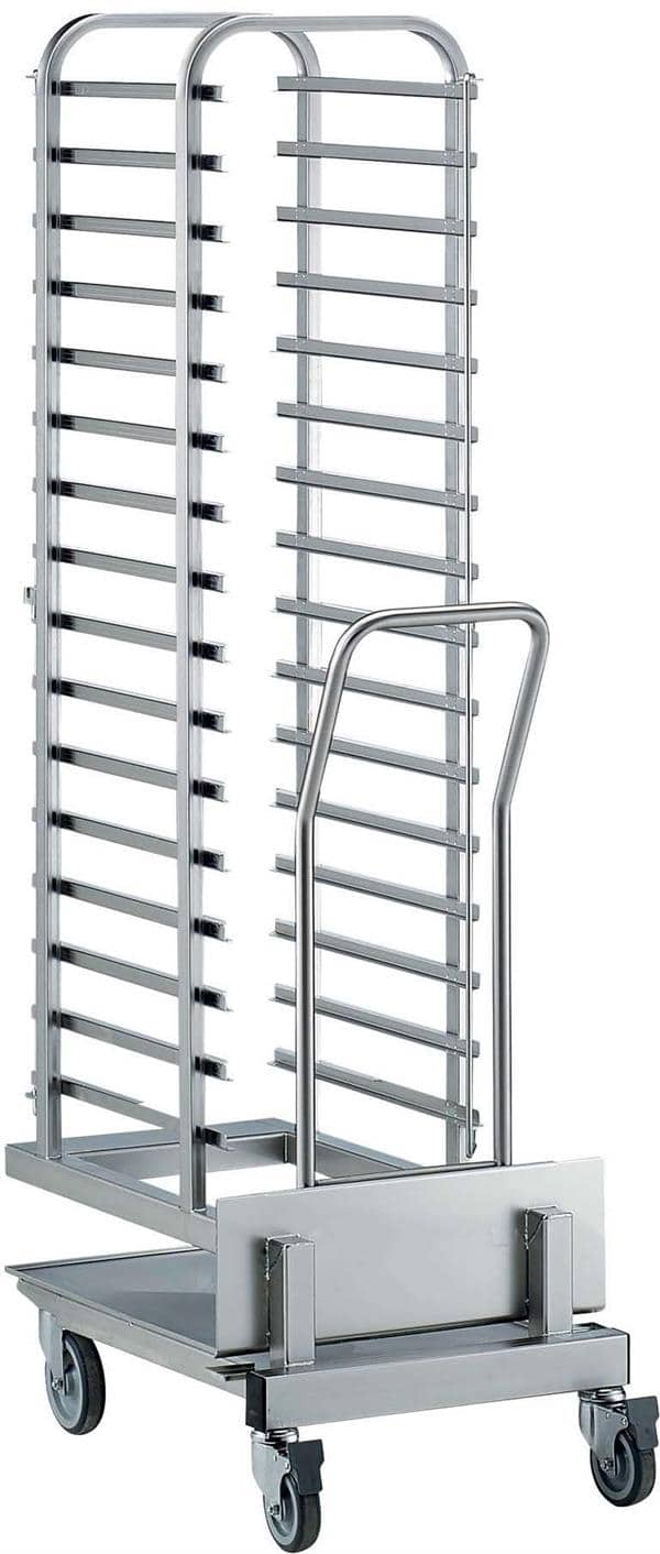 Electrolux Professional 922010 (CCAC07) 16 Tray rack trolley for 201 oven